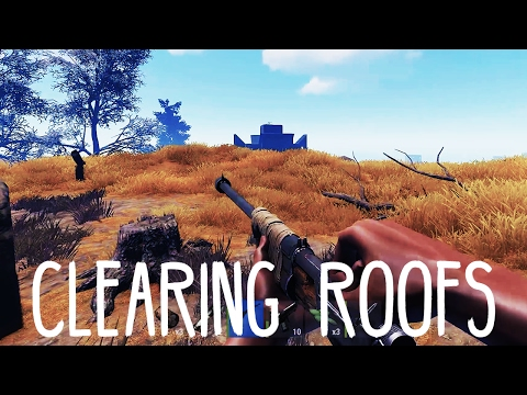 Clearing Roofs: The Power of Music - Rust