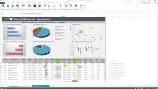 Excel Investment Portfolio Template
