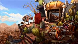Deponia - The Complete Journey - Trailer HD