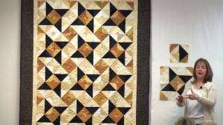 Strip Pattern - Dazzle By Cozy Quilt Designs
