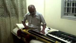 O Mere Dil Ki Chain -Instrumental cover by Vinay M Kantak on Banjo-Bulbul Tarang