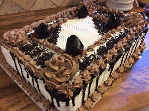 Decoracion de pastel de chocolate youtube - Decoracion con chocolate ...