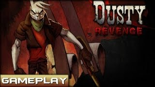 Dusty Revenge Gameplay PC HD
