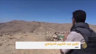 طائرات التحالف تستهدف مواقع لمليشيا الحوثي في نهم