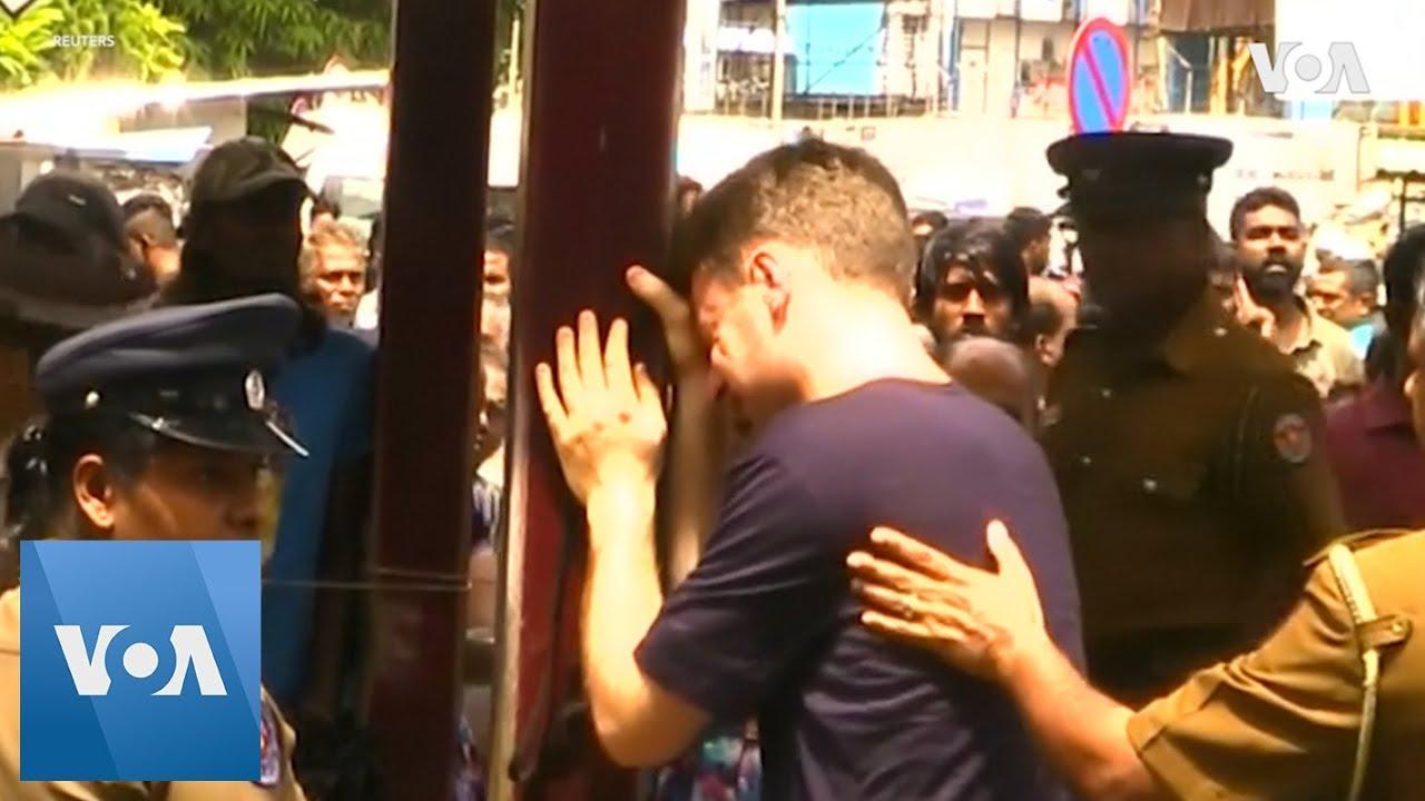 Sri Lanka Bombings: Authorities lift curfew after blasts kill 290 people
