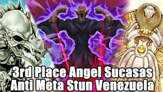 3rd Place Angel Sucasas Anti-Meta Stun (SUPER BUDGET) Deck Profile & Report Venezuela Regionals