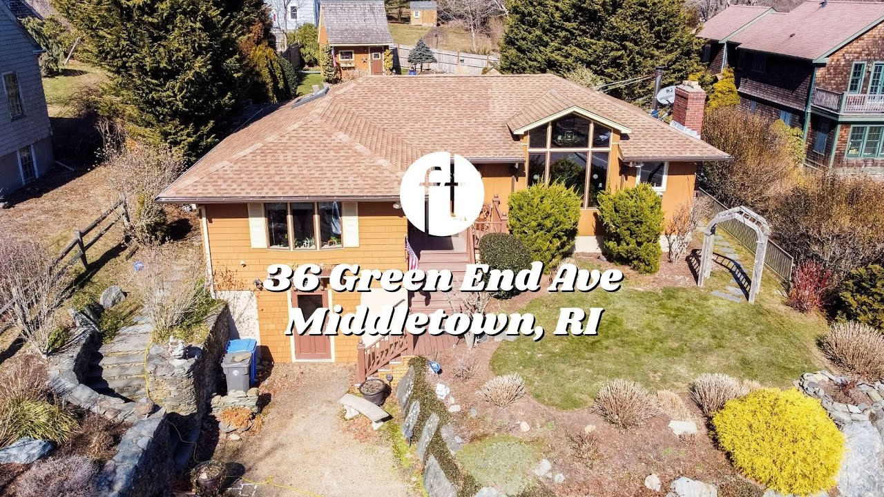 Tour of 36 Green End Ave, Middletown
