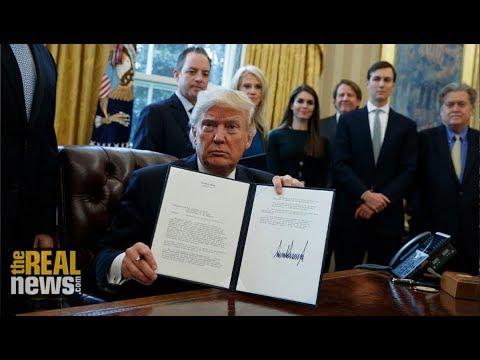Public Citizen: Trump Violating His Own Executive Order on Ethics