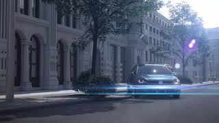 Технологии Volkswagen  Парковочный автопилот