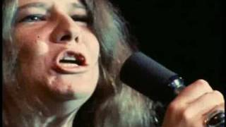 Janis Joplin Ball and Chain sensational performance at Monterey
