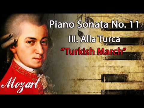 Mozart - Alla Turca Turkish March (1 HOUR) Classical Music for Studying and Concentration