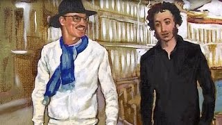 видео Пушкин в живописи презентация