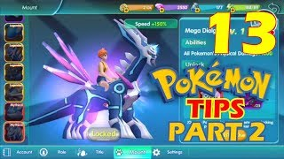 Legend Trainer - Tips and Hints Part 2 |  (Ep 13)