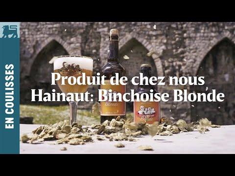 Produit de chez nous | Hainaut: Binchoise Blonde