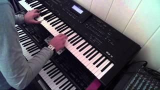 Mama Mia AbbA Roland G1000 Roland G70 Yamaha Tyros 4 By Rico