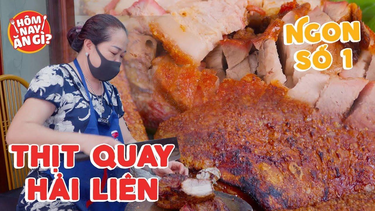Kiểm chứng thịt quay Hải Liên - Thịt quay đình đám phố cổ chất lượng như nào?