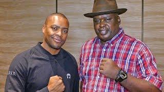 Buster Douglas BREAKS DOWN Dark Side of Success vs Mike Tyson