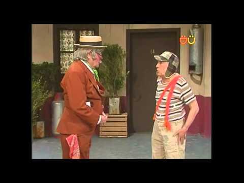 CHESPIRITO 1991- El Chavo Del 8 - El Regreso De Jamito El Cartero