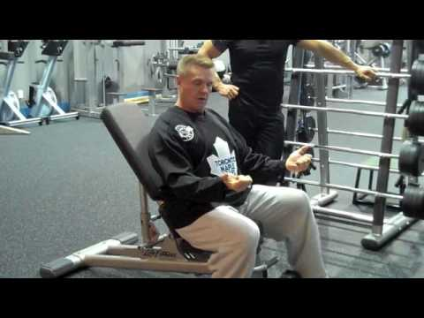 Incline Alternate DB Curls