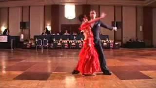 Sid Pocius Valentina dancing Tango