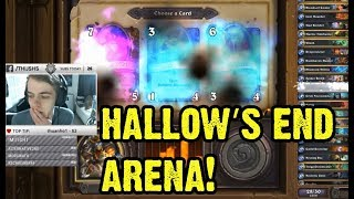 [ThijsHS] Hunter-Druid Hallow's End Arena!