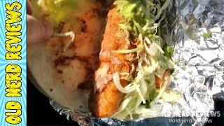 Del Taco Guacamole Fish Taco Review