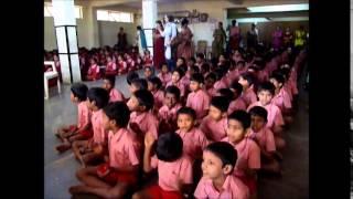 Séjour humanitaire Inde Caousou 2012/2013
