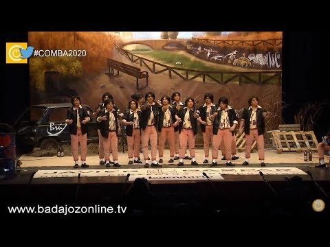 Anuva | DESFILE | Carnaval de Badajoz | 2020 from YouTube · Duration:  7 minutes 55 seconds