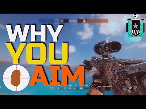 Why You POTATO AIM on Console (OPINION)- Rainbow Six Siege GamePlay