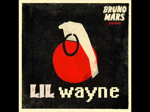 ** Brand New 2011 ** Bruno Mars Feat. Lil Wayne - Grenade (Remix) (+download link)