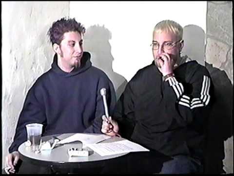 Nothingface - Matt Holt Interview on The Dark Hour Video Show (unedited), April 1999