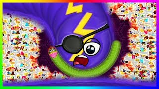 Wormate.io Fastest Pro Tiny Worm Ultimate Trolling Best Monster Pro Worms Wormateio Epic Gameplay