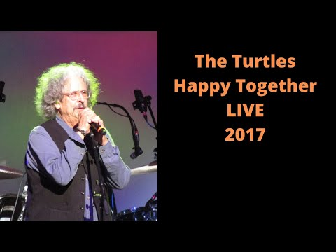 The Turtles   Happy Together  LIVE  Happy Together Tour, Albany, NY  6/17/17