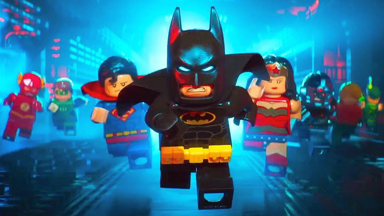 LEGO BATMAN LA PELCULA (Trailer 1 Oficial Reaccin en