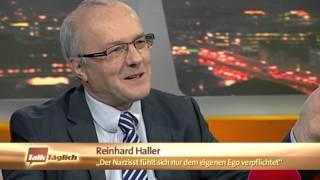 talk täglich: Reinhard Haller
