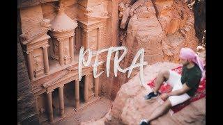 Petra - The Lost City 4K
