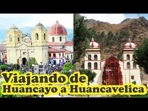 Huancayo - Huancavelica. Un Viaje Lleno De Paisajes Y Naturaleza. Espectacular