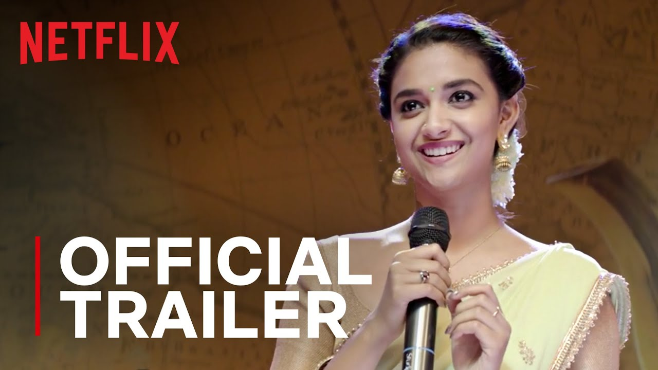 Download Miss India | Official Trailer | Keerthy Suresh | Netflix India