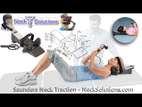 Saunders Neck Traction Instructions
