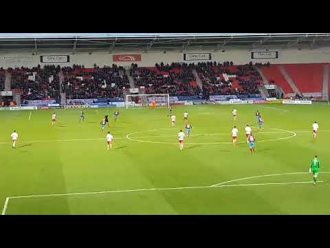 Doncaster rovers v Scunthorpe United 3-0
