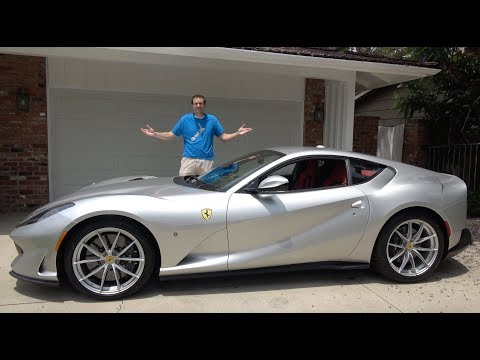 Here's Why the Ferrari 812 Superfast Is Worth $400,000