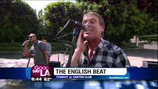 "The English Beat - ""Mirror In The Bathroom"" on Good Day L.A. (May 31, 2012) HD"