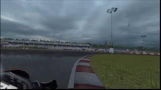 [PC GAME] Kart Racing Pro VR - Lonato Rain - KZ1 Practice