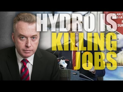 """Green religion"": Wynne Liberals LIKE manufacturing exodus"