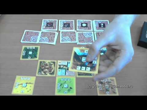 Колонизаторы Карточная игра Обзор