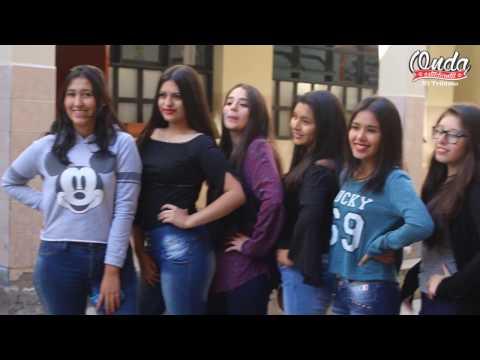 Candidatas a reina del Colegio Remedios de Escalada. 2017