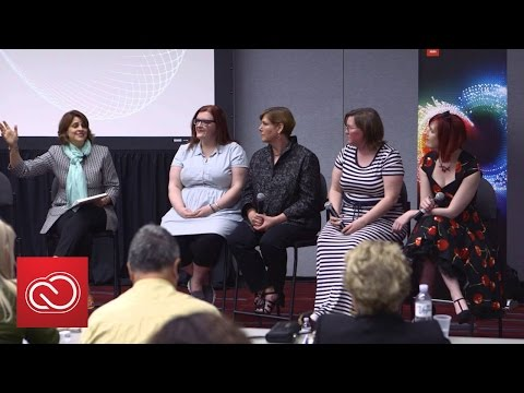 Working Together To Close The Gender Gap In Post Production | Adobe Creative Cloud