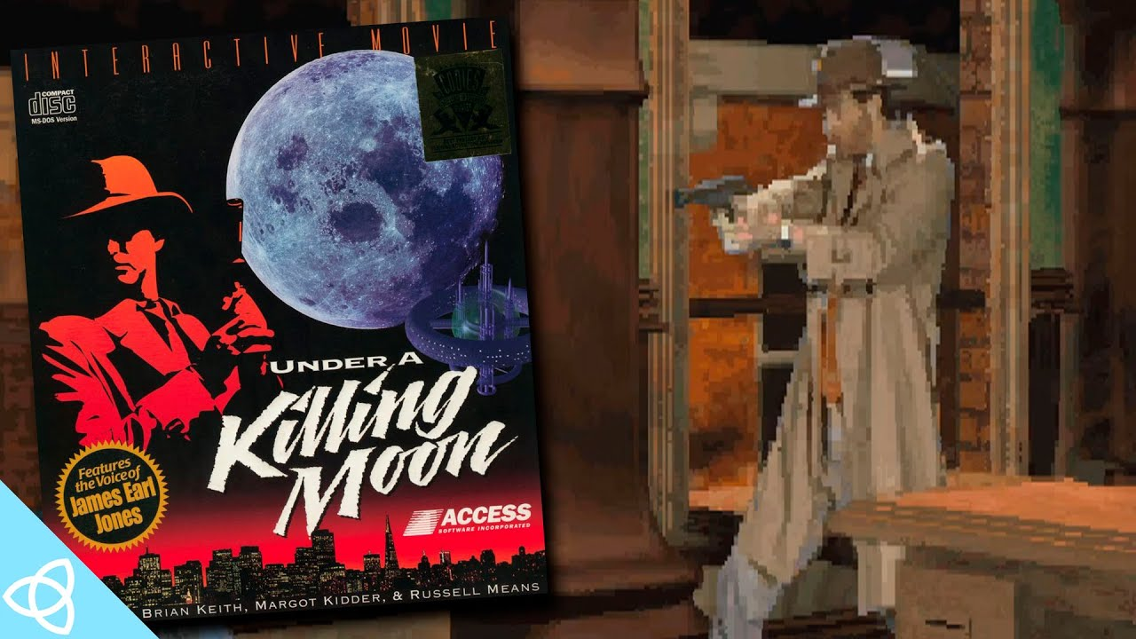 Tex Murphy: Under a Killing Moon (MS-DOS Gameplay) | Obscure Games #87