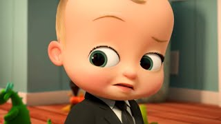 THE BOSS BABY: Back in Business All Clips + Trailer (2018)