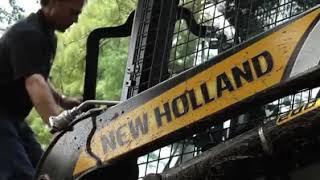 New Holland Mİnİ YÜkleyİcİ